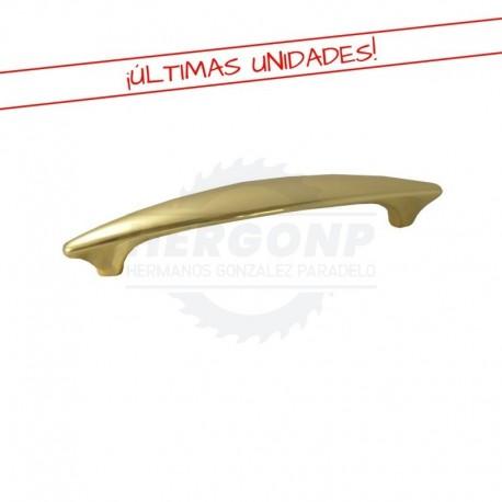 Tirador 7121/7222 DORADO